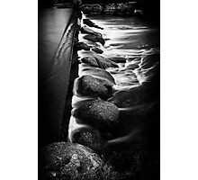 The Weir Photographic Print