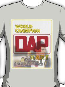 Karting Greats Senna/DAP Jesolo T-Shirt