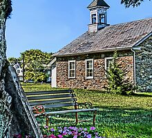 Tohickon School House by djphoto