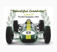 Beautiful Creatures Lotus 25 by harrisonformula