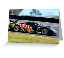 Tony Quinn #11 | Shannons Nationals | Round 5, 2012 Greeting Card