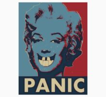 No Hope just .. Panic  by Time2Panic