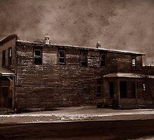 Storm of 1888 by David Dehner