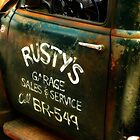 Rusty on The Job by JKKimball