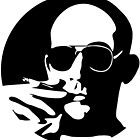 Mescalito - Hunter S. Thompson by topicarmesi