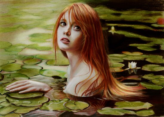 Lily by Brian Scott