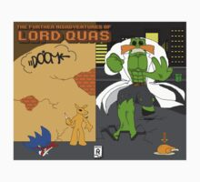 The Further Misadventures of Lord Quas by shadeprint