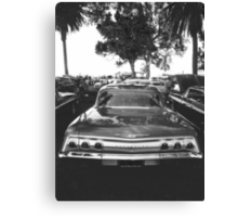 LOADS OF LOWS Canvas Print