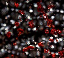 Red Liquid 2 by April Webb