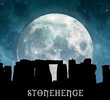 Stonehenge by perkinsdesigns