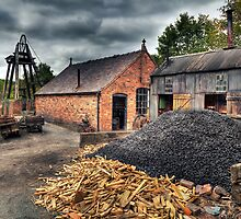 The Old Mine by Adrian Evans
