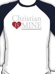 Christian Grey is Mine T-Shirt