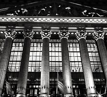 New York Stock Exchange - NYSE by sxhuang818