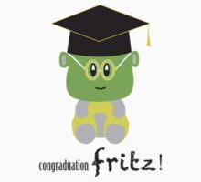 Congraduation Fritz! Kids Clothes