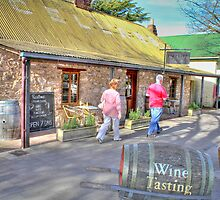 Hahndorf Wine Tasting by DaniBrown