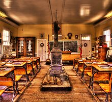 One Room Schoolhouse by Brendon Perkins