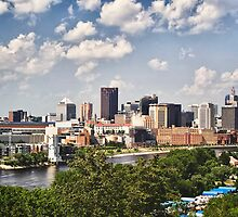 St. Paul in Summer by KBritt