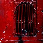 Red Window by KerryPurnell