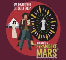 Doctor Who - Pyramids of Mars by Tim Foley