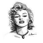 Marilyn by Emiliano Morciano