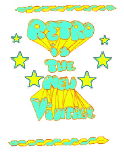 Retro is the new Vintage by Simone Pullar-Wells