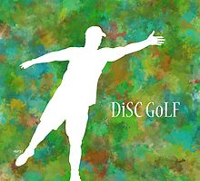 Disc Golf #1 by Phil Perkins