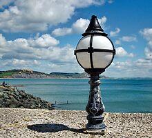 A Fine May Day ~ Lyme Regis  by Susie Peek