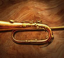 Instrument - Horn - Reveille and Rouse by Mike  Savad