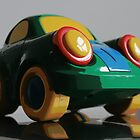 Funky toy car by JulieGrant