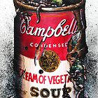 Cream of Vegetable by Daryll Peirce