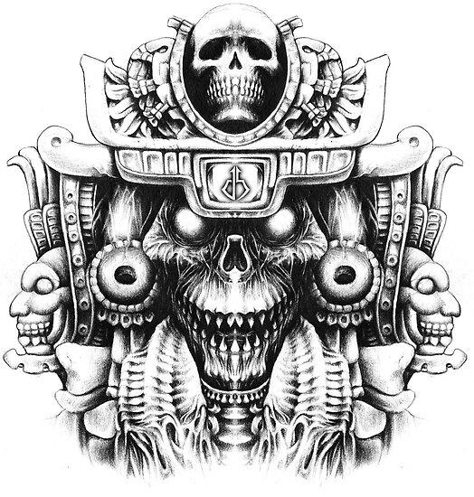 Skull Lord by L Skull