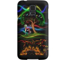 Radiohead King of Limbs Samsung Galaxy Case/Skin