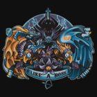 LIKE A BOSS by pertheseus