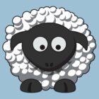 Cartoon Sheep by mdkgraphics