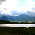 Highlands of Scotland by Don Rankin