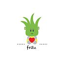 I love Fritz by cheriedesign