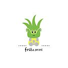 Fritz goes nerd. by cheriedesign