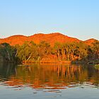 Ord River Sunset, Western Australia by bevanimage