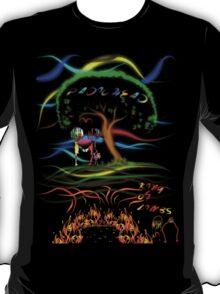 Radiohead King of Limbs T-Shirt