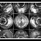 Bottles by Paul  Reece