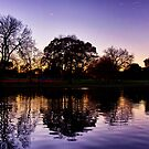 Rymell Park @ Dusk by Ali Brown