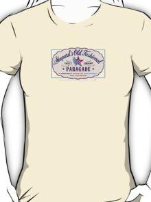 Paragade Soda Logo Purple T-Shirt