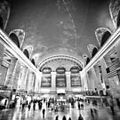 Grand Central Terminal by sxhuang818