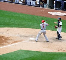Intentional Walk by Imagery