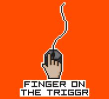 Finger On The Trigger by Zane Pepper