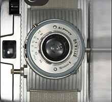 Vintage Bella Camera by CaseBase