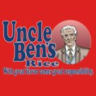 Uncle Ben's Rice. Spider-man by Tardis53