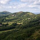 Malvern Hills from British Camp by Mike Church