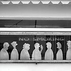 No Smoking by Jazzdenski