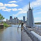 USS Requin SS-481 by Jack Ryan
